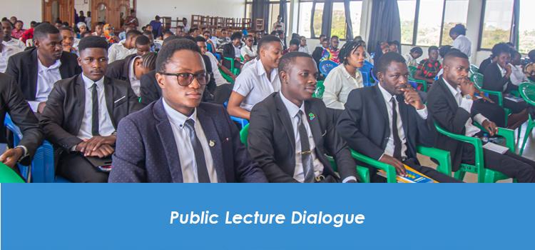 Public Lecture Dialogue